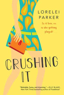 book cover for crushing it