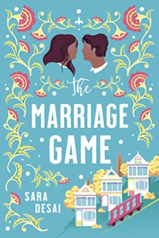 book cover marriage game