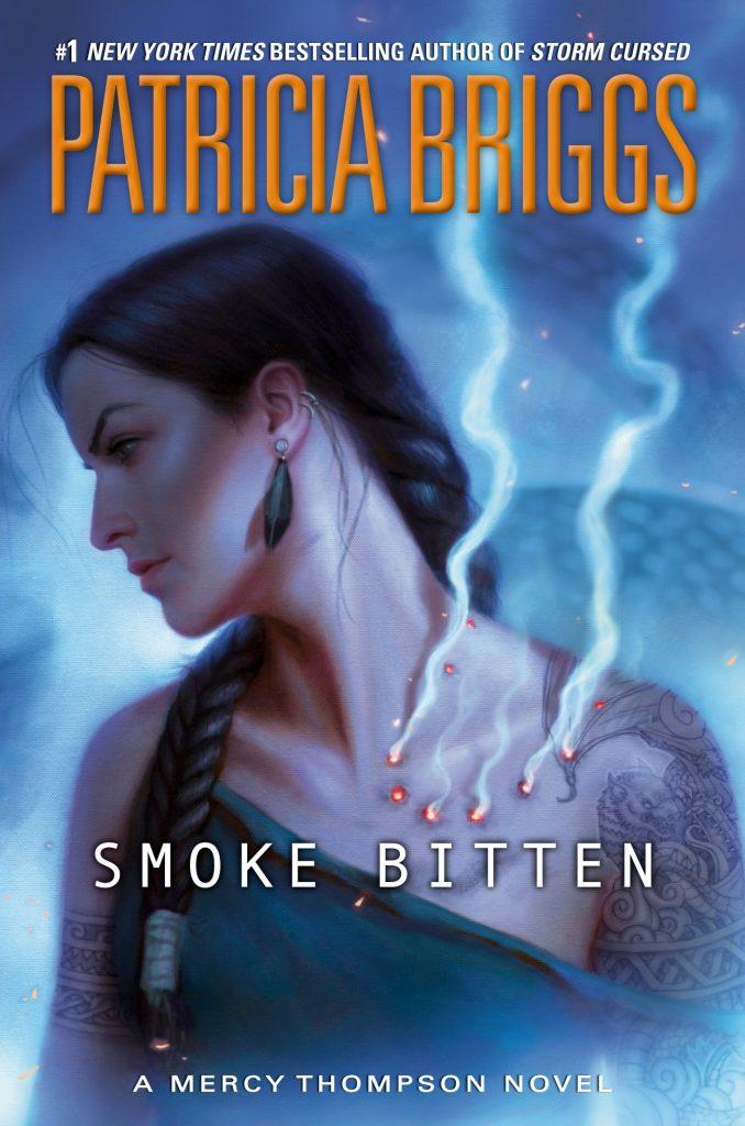 book cover for smoke bitten