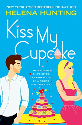 book cover for kiss my cupcake