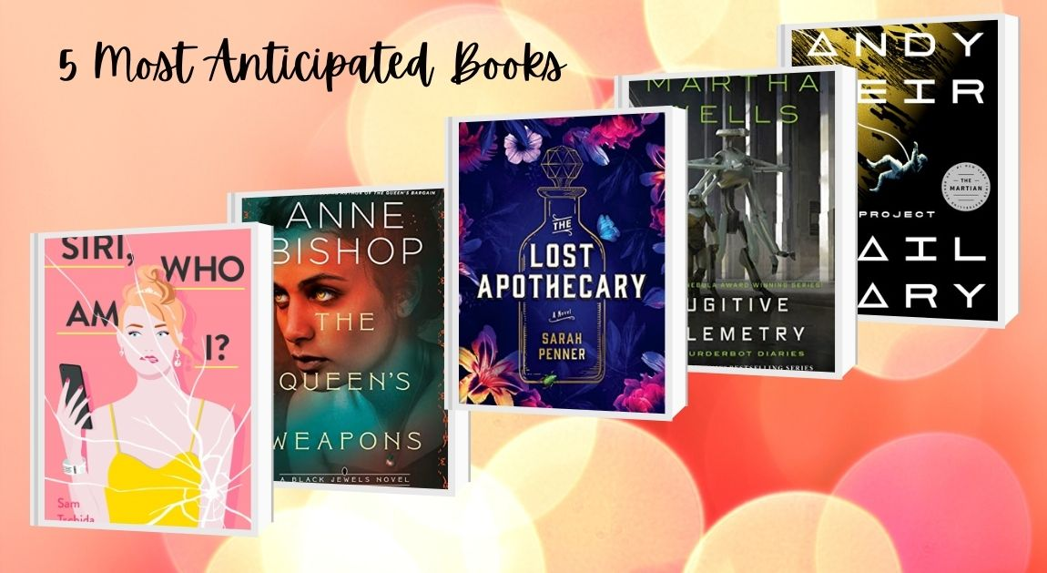 most anticipated books