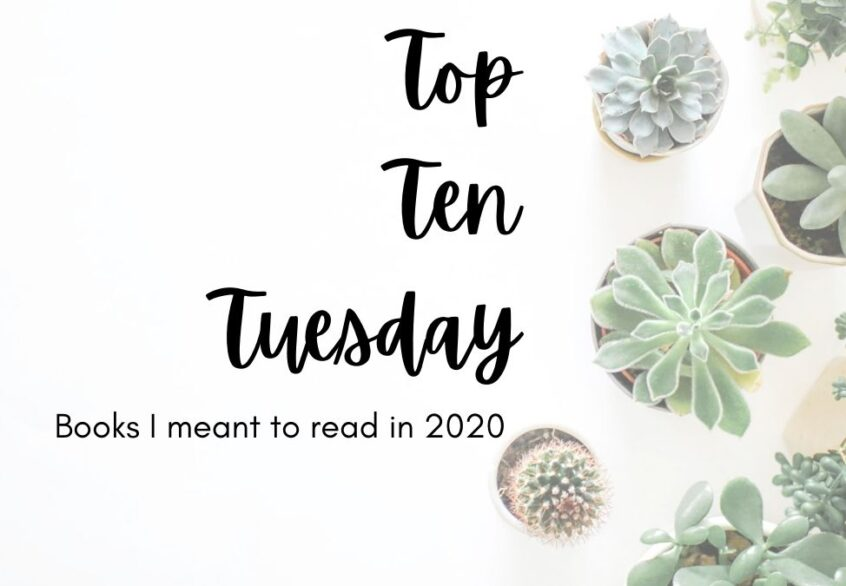 books i meant to read