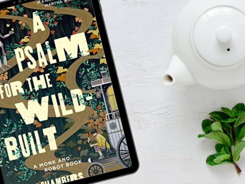 blog post for A Psalm for the Wild Built