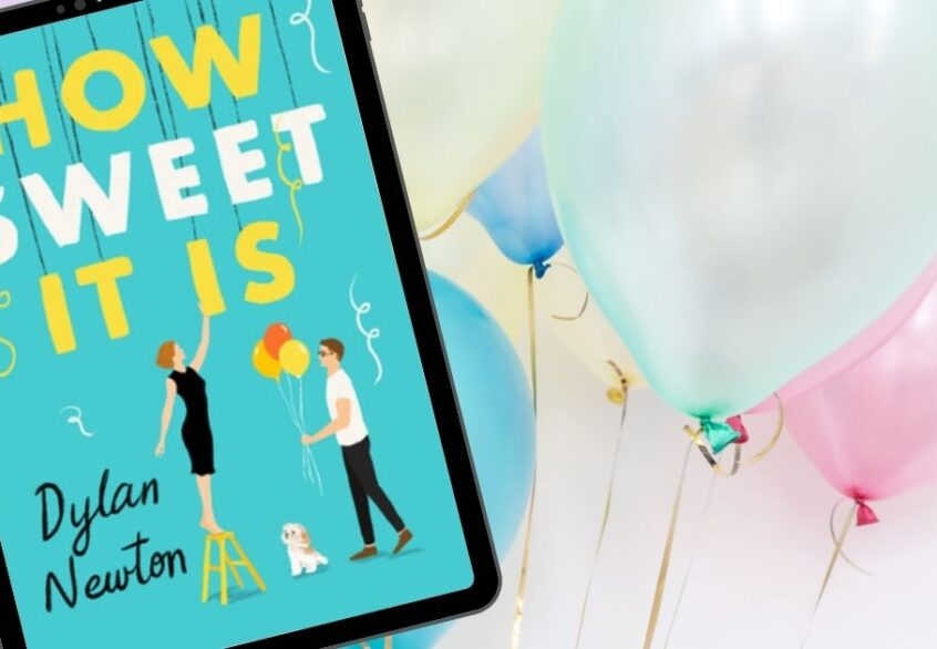Book: How sweet it is