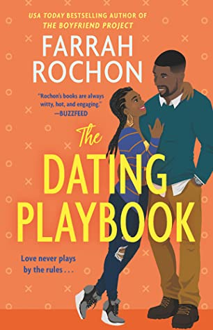 Book cover: The Dating Playbook