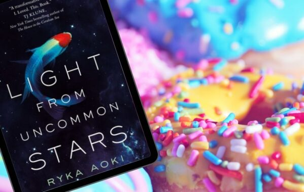 Book cover for The Light from Uncommon Stars