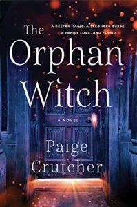 The Orphan Witch by Paige Crutcher