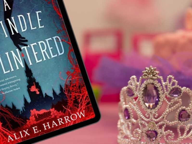 Book review for a spindle splintered