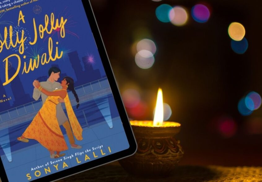 Book review for A Holly Jolly Diwali
