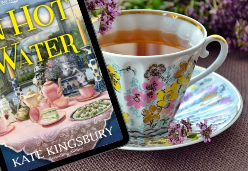 Book review for In Hot Water
